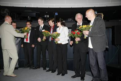 "Internationale Premiere von ""Augen im All"" in Berlin"