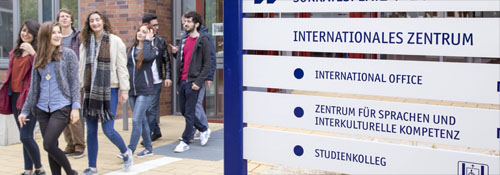 Internationales Zentrum