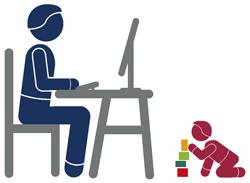 Der Eltern-Kind-Raum